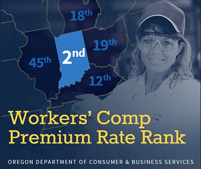 Workers' Comp Premium Rate Rank